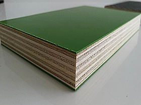 plastic coated plywood sheet manufacturers