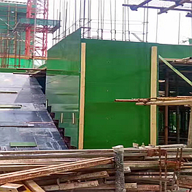 formwork sheet of plastic coated plywood price